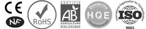 Certifications Sentinel Bee Hive