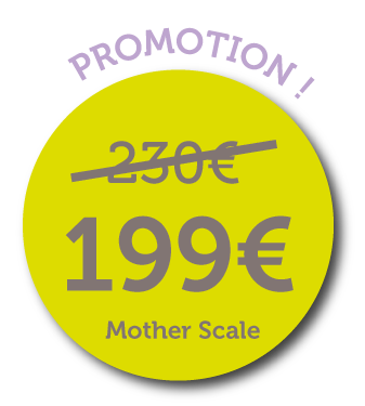 pricing mother scale